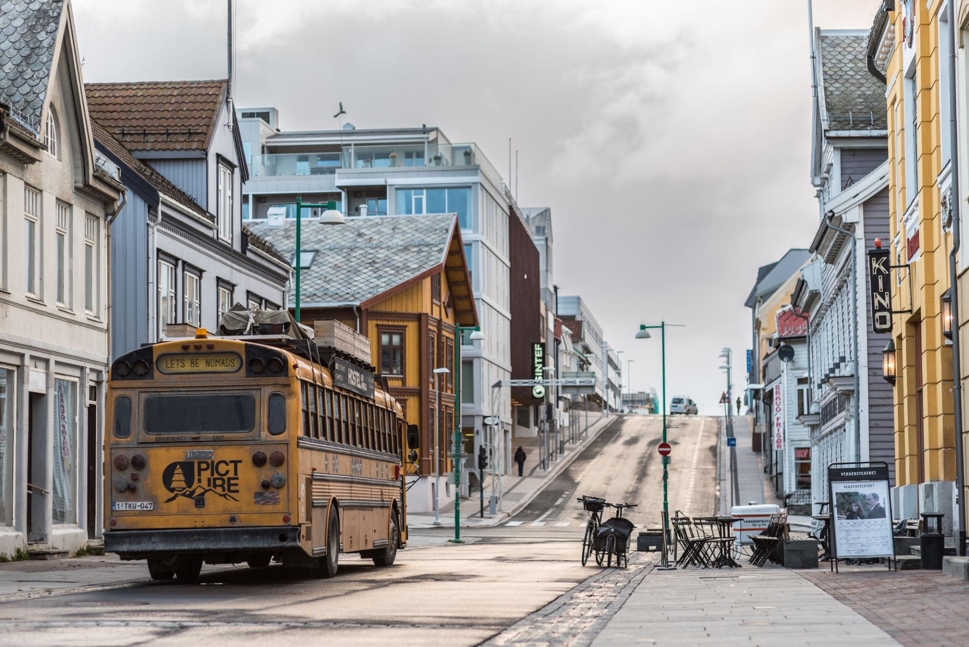 Buss i Tromsø
